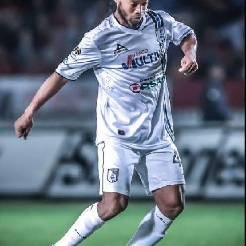 Dado dos asistencias Foto:Facebook: Ronaldinho Gaúcho