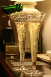 10. Champagne Foto:Wikimedia