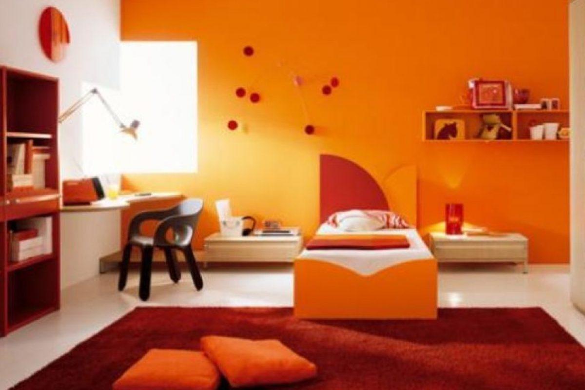 Naranja: 7 horas 28 minutos Foto:Decoracionparamihogar.com