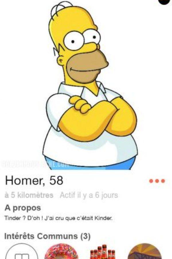 Serie: Los Simpson Foto:goldenmoustache.com