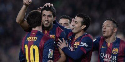 El Barcelona sigue cerca del Madrid y el Atlético se estanca con una derrota