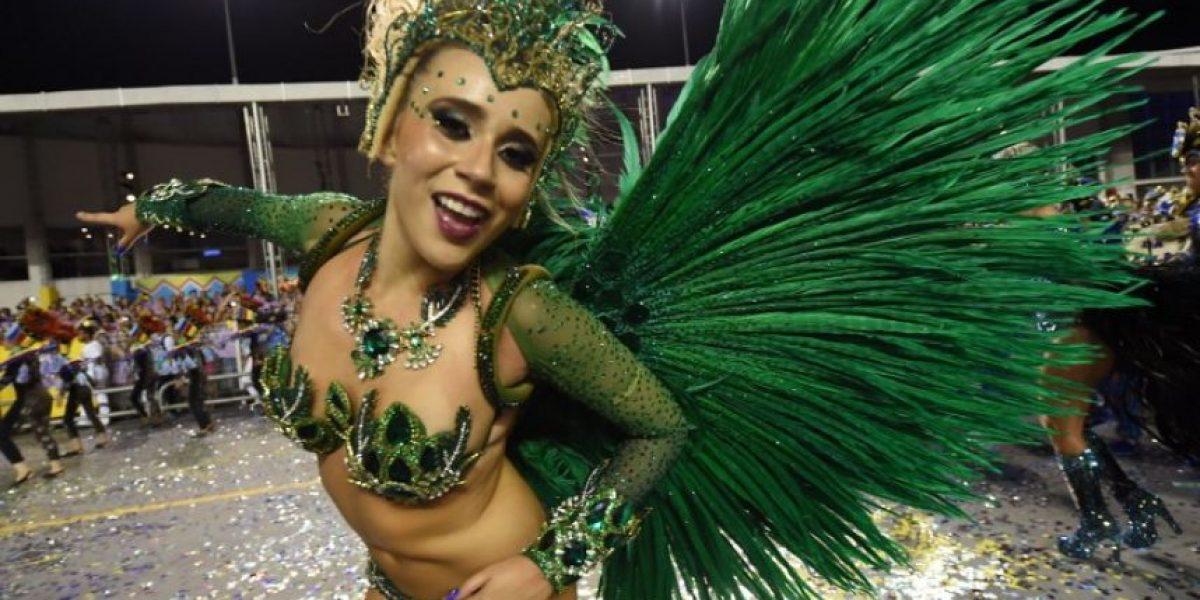 FOTOS. Las mujeres más hermosas del Carnaval de Río de Janeiro