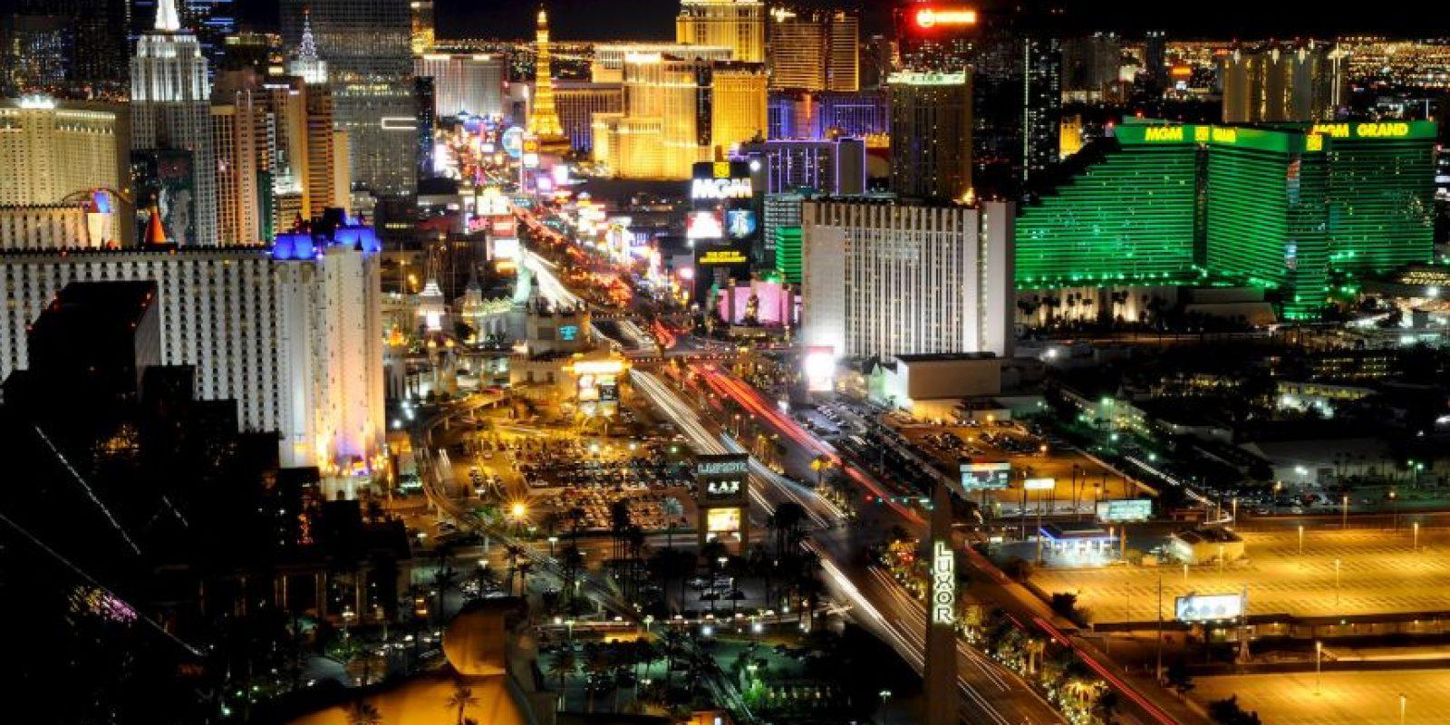 Las Vegas en Estados Unidos Foto:Getty Images