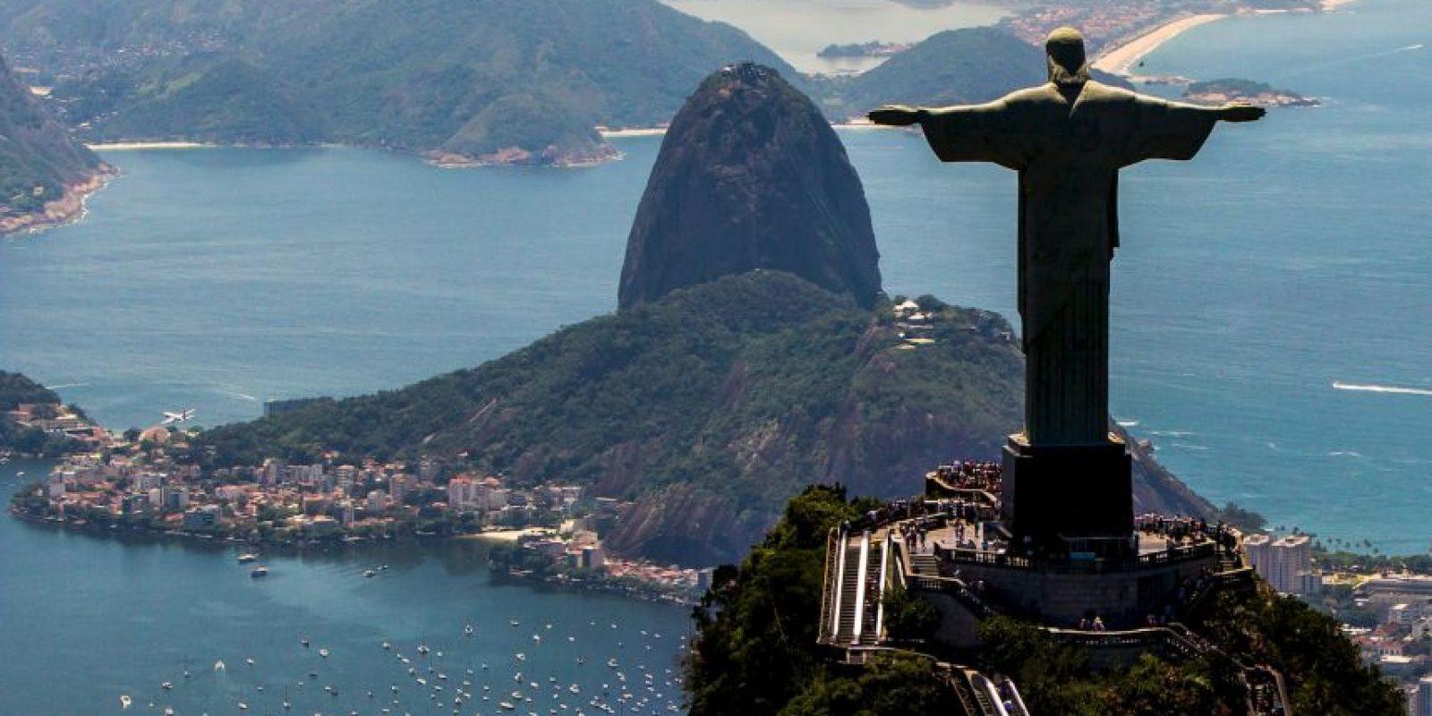 8. Río de Janeiro, Brasil Foto:Getty Images