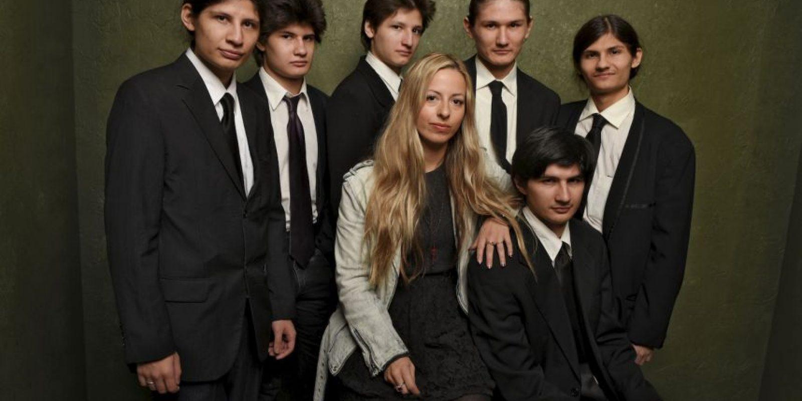 Al encontrarse Moselle con estos chicos mencionó: Foto:Getty Images