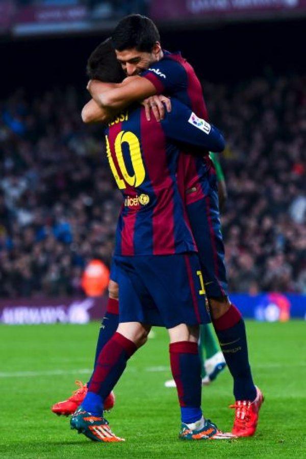 Único jugador de la historia del fútbol que ha logrado cuatro Balones de Oro consecutivos, en los años 2009, 2010, 2011 y 2012 Foto:Getty Images