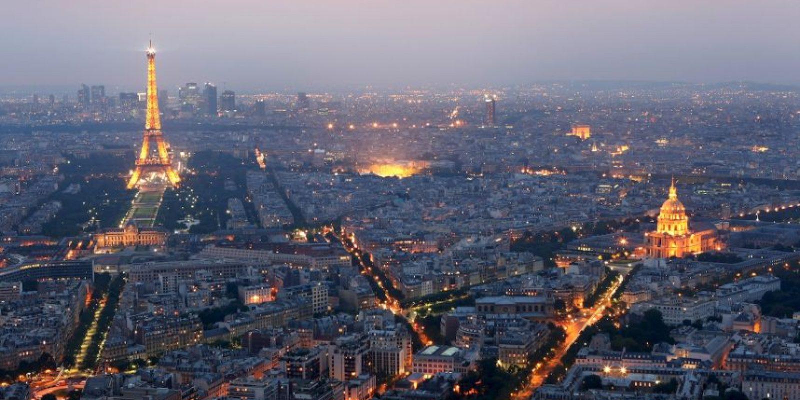 1. París, Francia Foto:Getty Images