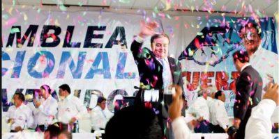 Radford, que dejó el directorio del Renap por señalamientos, aspira a la presidencia