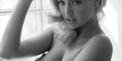 FOTOS. Kate Upton enciende las redes con su nuevo topless