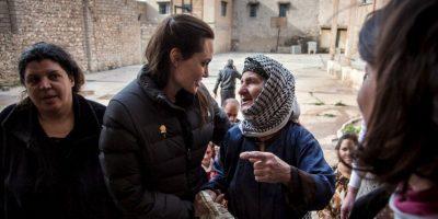 Angelina Jolie contará las historias de las mujeres capturadas por ISIS