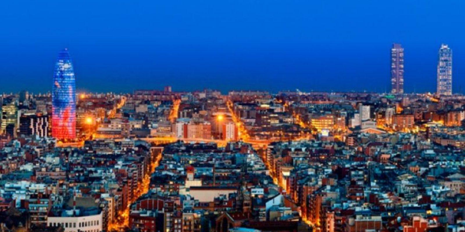 6. Barcelona en España