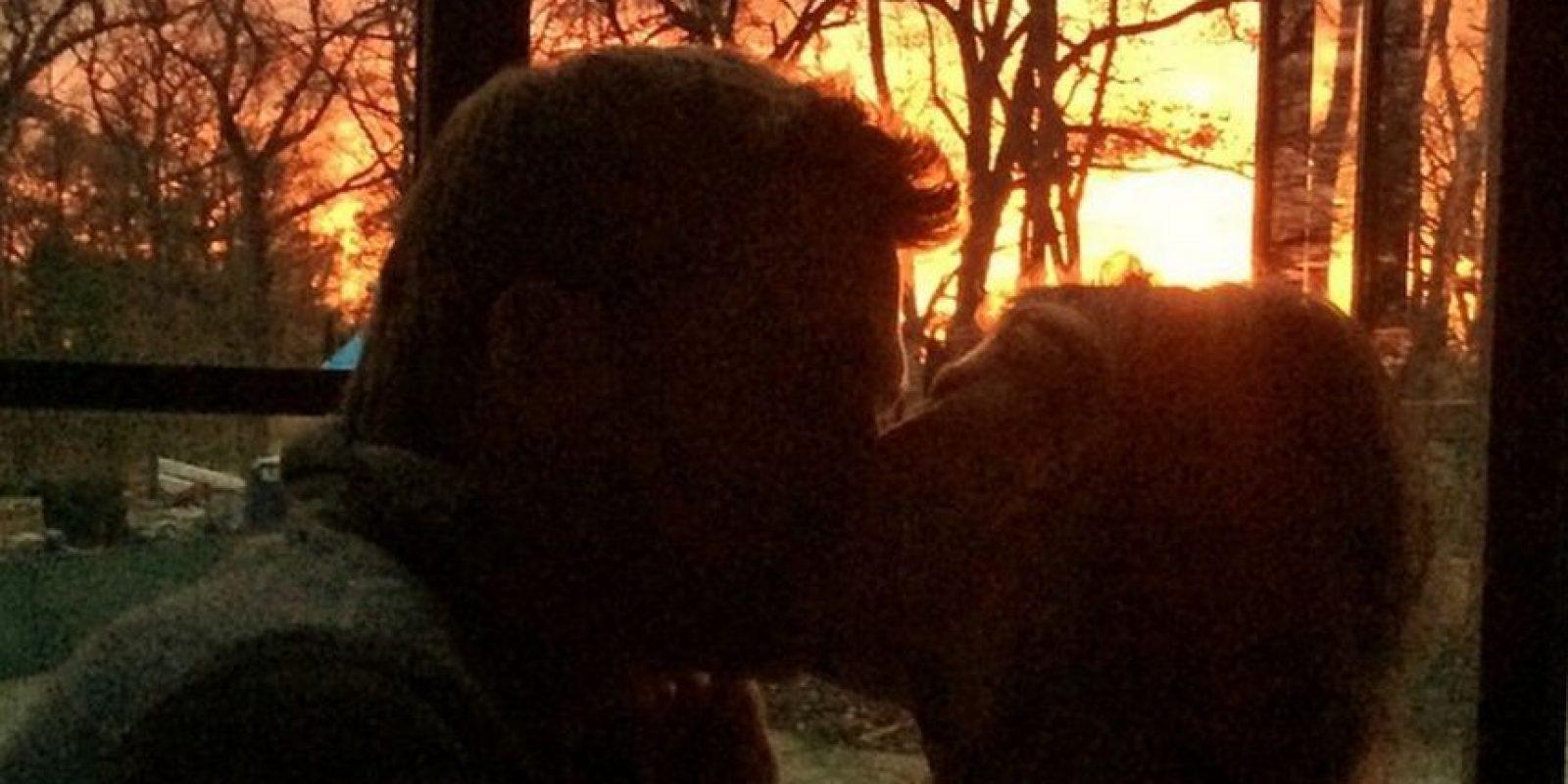 Tom Brady y Gisele Bündchen Foto:Instagram