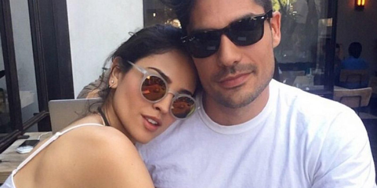 Eiza González y DJ Cotrona Foto:Instagram