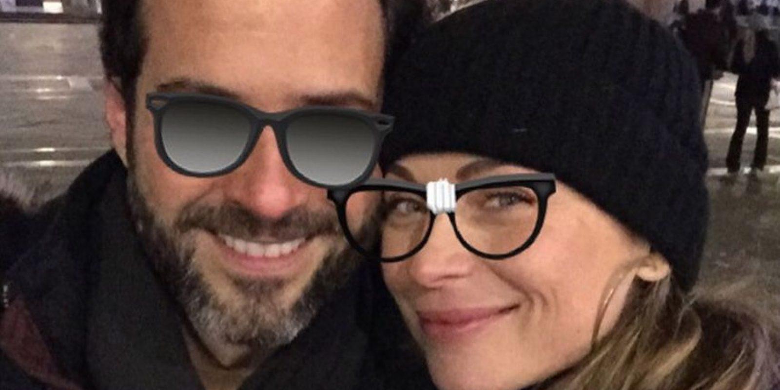 Ludwika Paleta y Emiliano Salinas Foto:Instagram