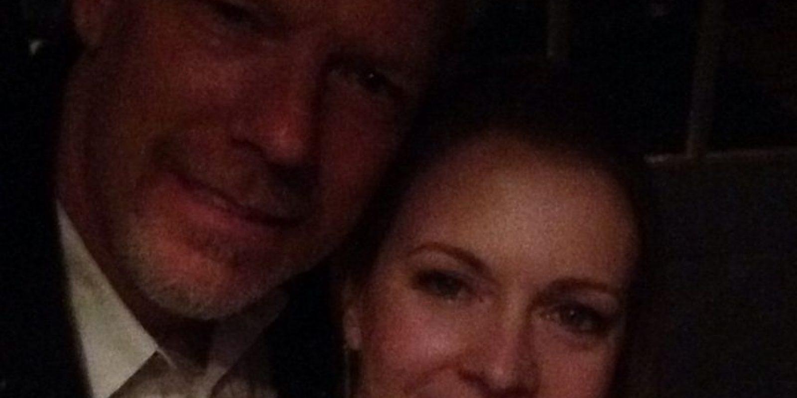 Melissa Joan Hart Ron y Vandenbark-Woodward Foto:Instagram