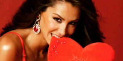 Así deseó Ninel Conde un feliz Día de San Valentín Foto:Instagram