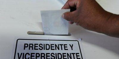 Doce partidos perfilan candidato a presidente