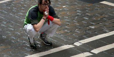 Los encierros son una de las actividades más famosas de esta fuesta Foto:Getty Images