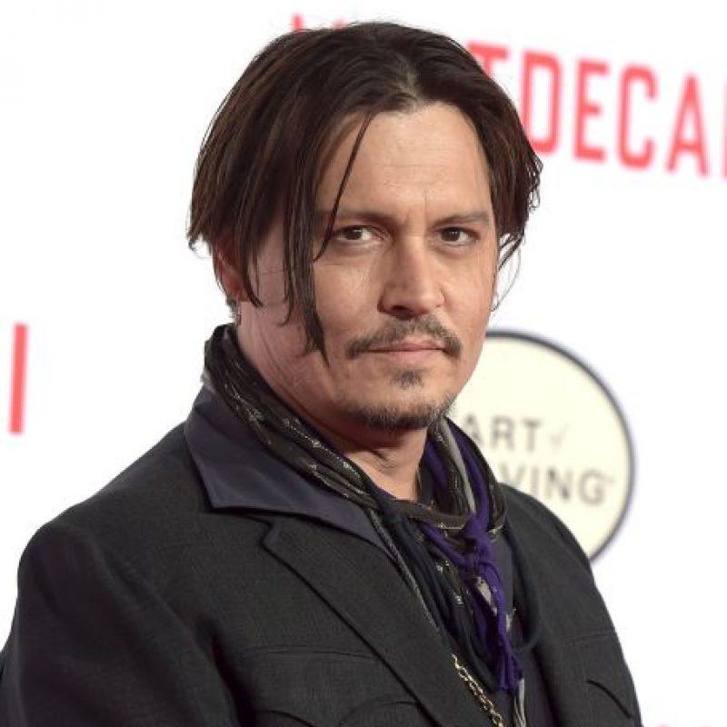 Johnny Depp Foto:Getty Images