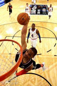 Otra de Westbrook Foto:Getty Images