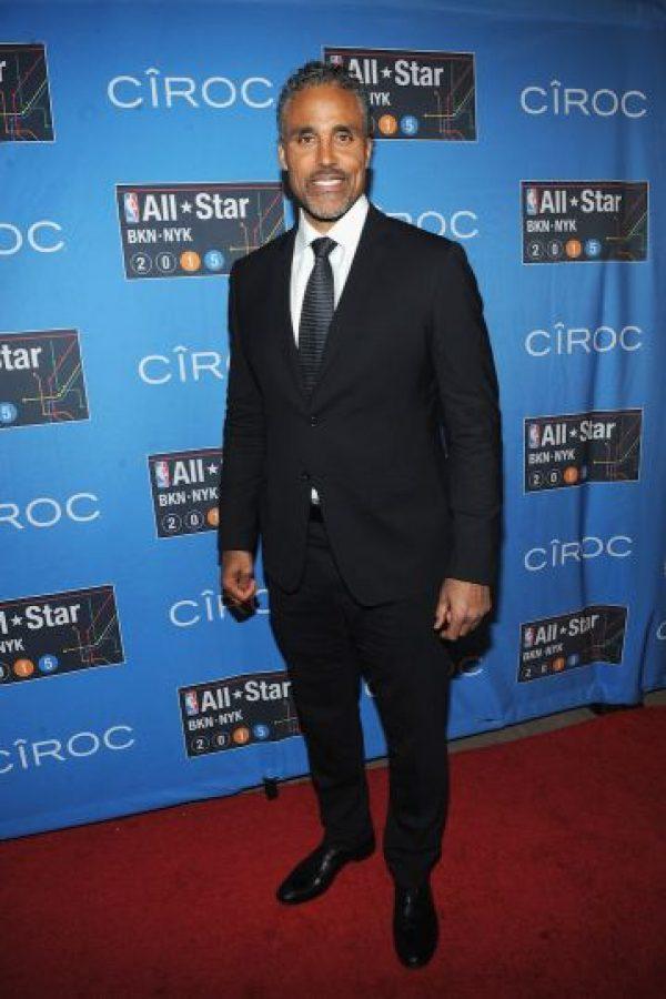 El ex basquetbolista Rick Fox Foto:Getty Images