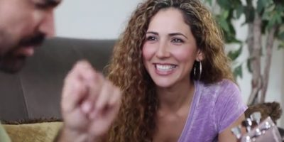 FOTOS. Y se llegó el día, Lorena Pinot inicia su reto #AlRitmoDMS