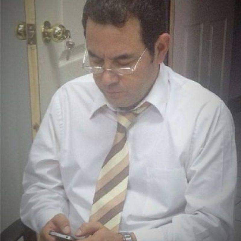 Jimmy Morales del FCN