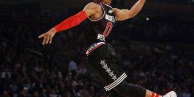 FOTOS: Las 24 mejores imágenes del partido de estrellas de la NBA