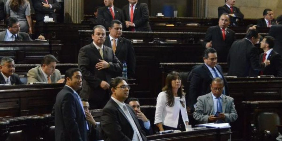 Trabajo legislativo se estanca debido al estado de Calamidad