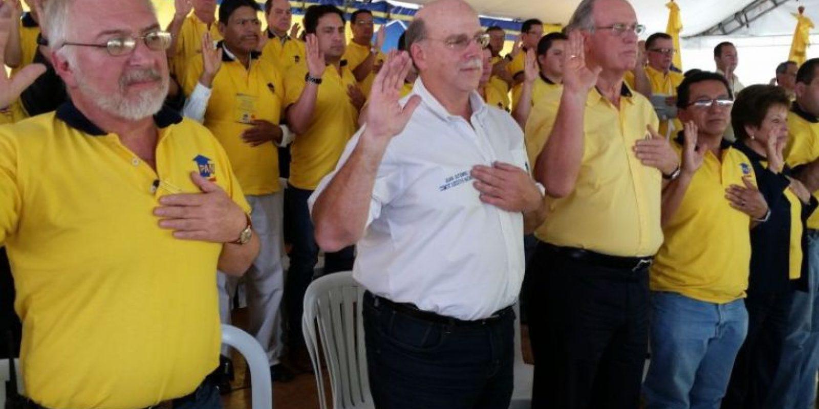 Juan Gutiérrez del PAN