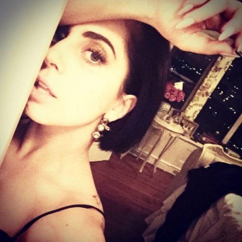 Se rumorea que se casaría con él en verano Foto:instagram/Lady Gaga