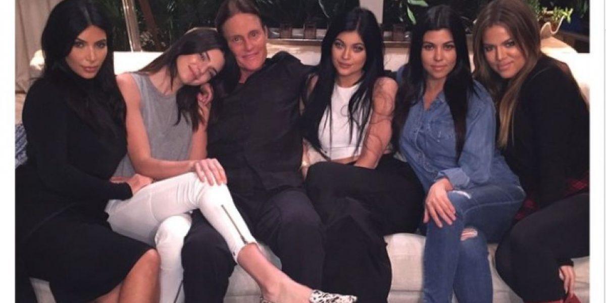 El padrastro de Kim Kardashian deseaba ser mujer desde los 5 años