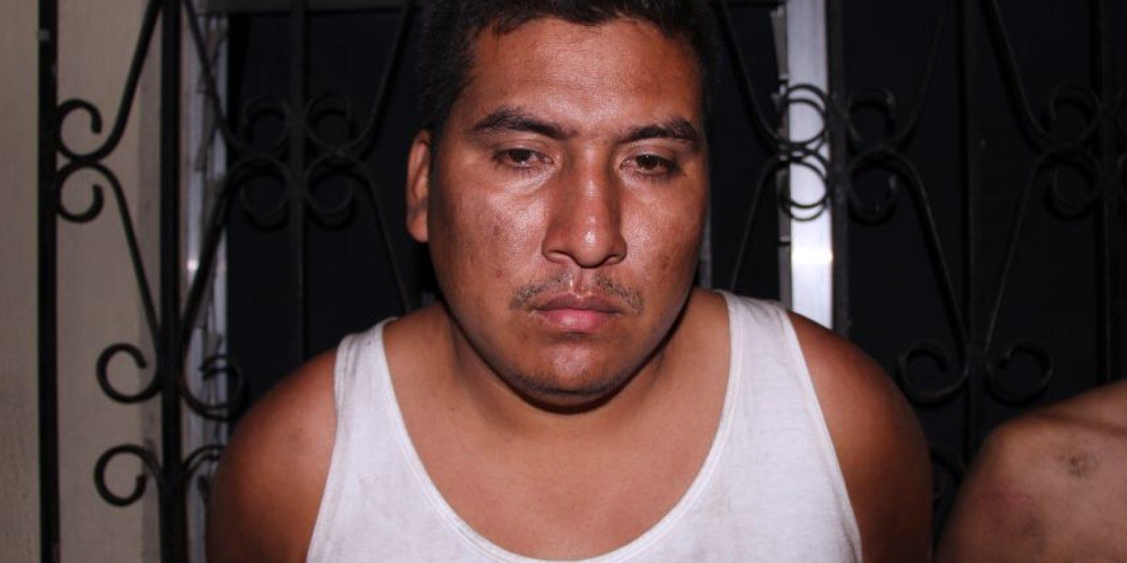 EDY ALBERTO HERNANDEZ SISNEROS 29 AÑOS Foto:PNC