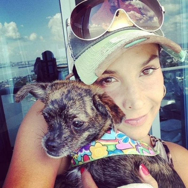 Imágenes que la actriz mexicana Lorena Rojas subía a su cuenta de Instagram Foto:instagram.com/lorena_rojas
