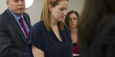 Stephanie McCrea, acusada de tener relaciones con un adolescente de 15 años Foto:AP