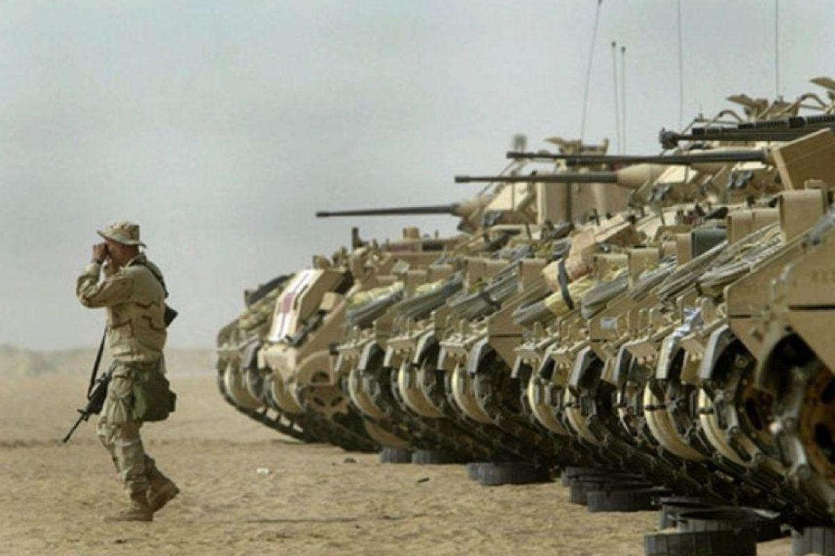 6. Un mal gobierno. La mala gestión de asuntos mundiales grave tampoco se puede calcular. Foto:Tumblr.com