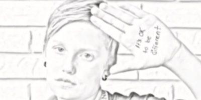 Ante tal situación, Milla fue llevada al psicólogo y allí le diagnosticaron disforia de género. Foto:Vía Facebook/renee.fabish.9
