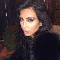 Y Kim decidió apoyarlo, también cambiando su mirada Foto:Instagram Kim Kardashian