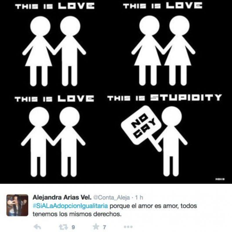 El nombre de Villalobos ya es trending topic por su sincera confesión Foto:Twitter