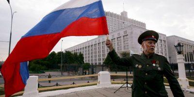 25 de diciembre – Después de semanas de tensiones, se declara la separación de la URSS y el nacimiento de la Federación Rusa Foto:Getty Images