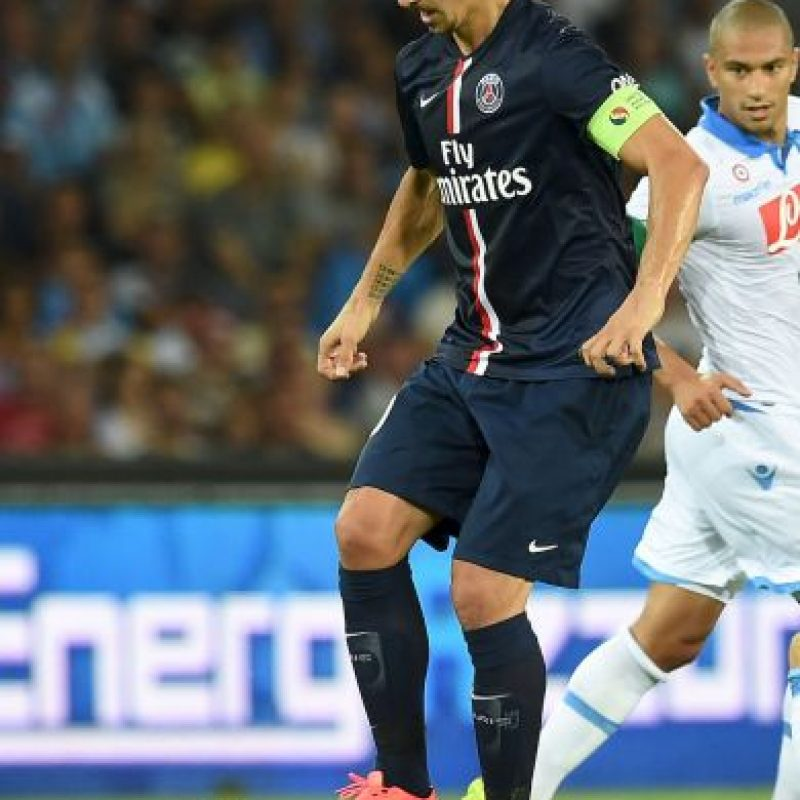 Ibrahimovic es su referente Foto: Getty