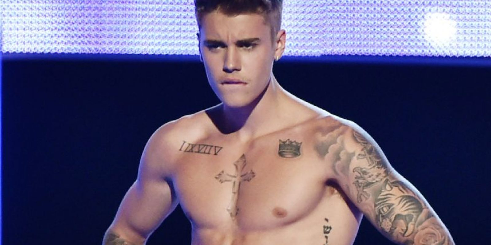 Justin Bieber, cantante canadiense. Foto: Getty Images