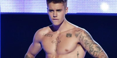 Justin Bieber, cantante canadiense. Foto:Getty Images
