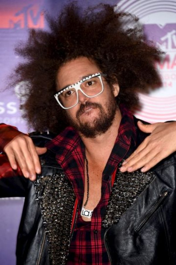 RedFoo, cantante estadounidense. Foto:Getty Images