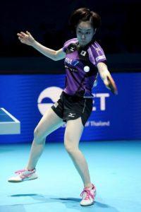 La japonesa Kasumi Ishikawa Foto:Getty Images