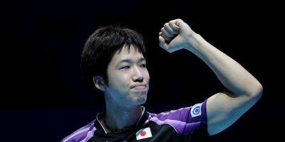 El japonés Jun Mizutani Foto:Getty Images