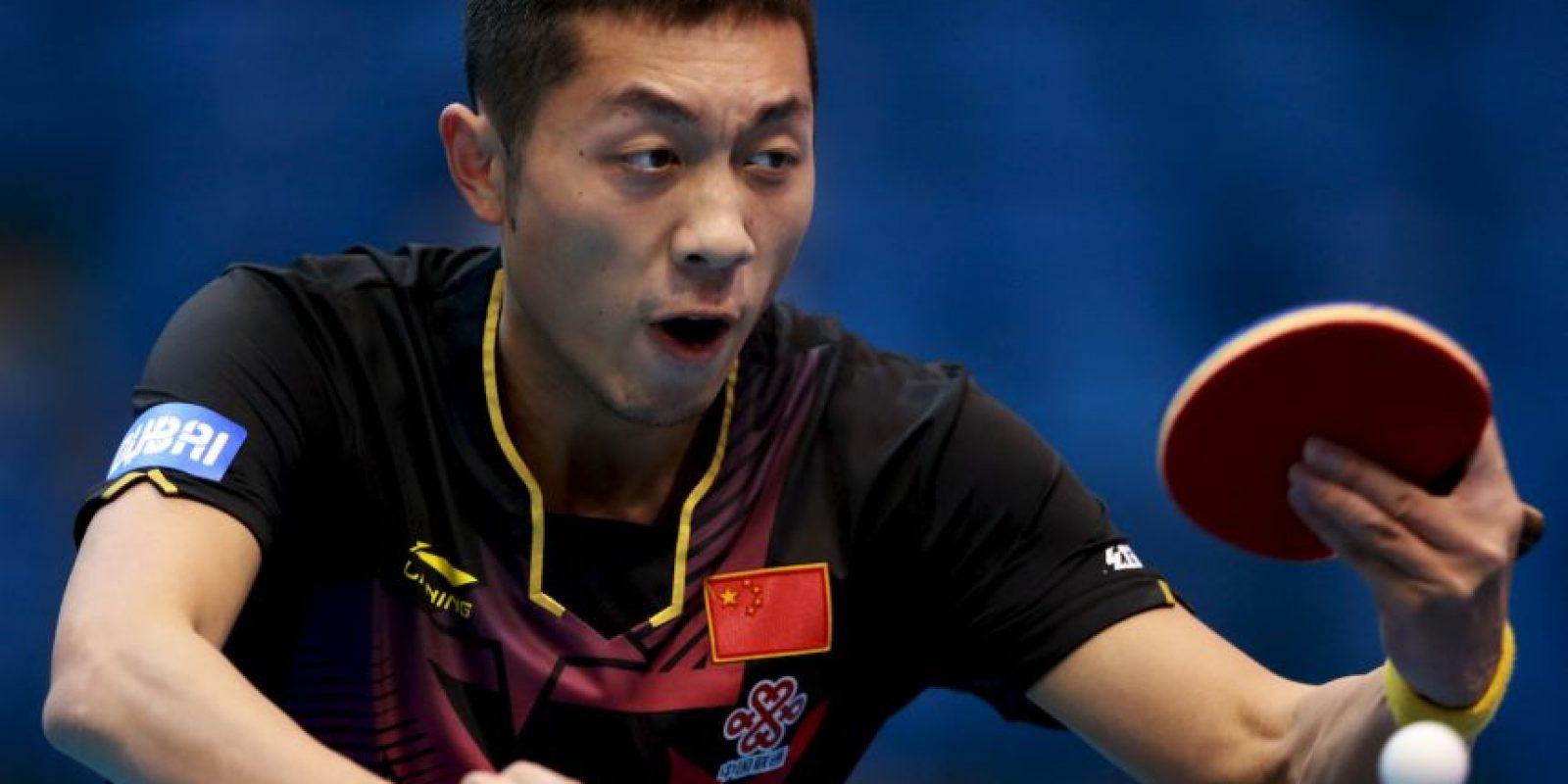 Él es el chino Xin Xu Foto:Getty Images