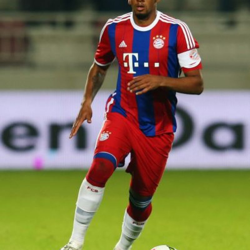 Jérôme Boateng – Alemania. Foto: Getty Images
