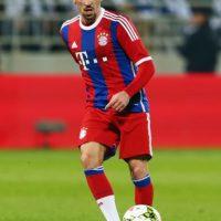 Franck Ribéry – Francia. Foto:Getty Images