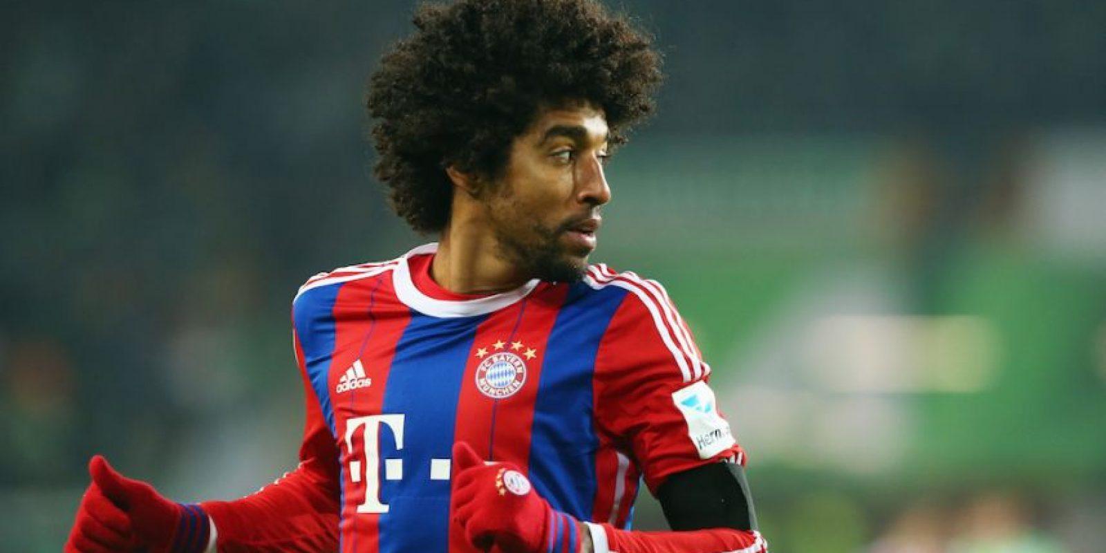 Dante Bonfim – Alemania. Foto:Getty Images